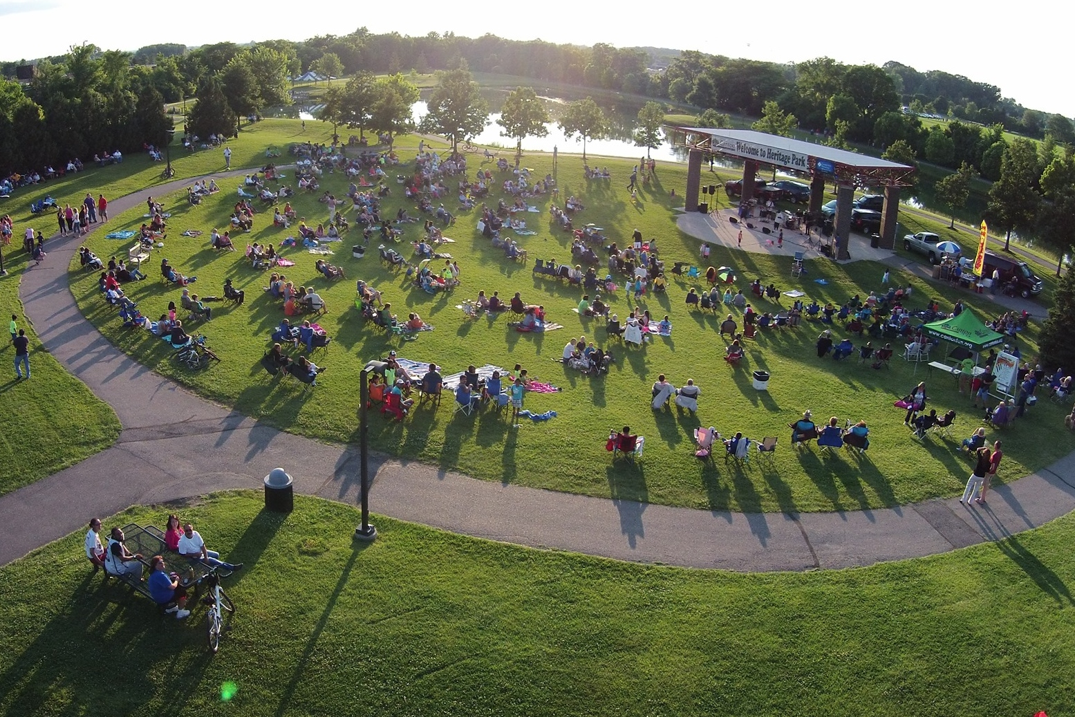 TUESDAYS ARE TERRIFIC Concert Series