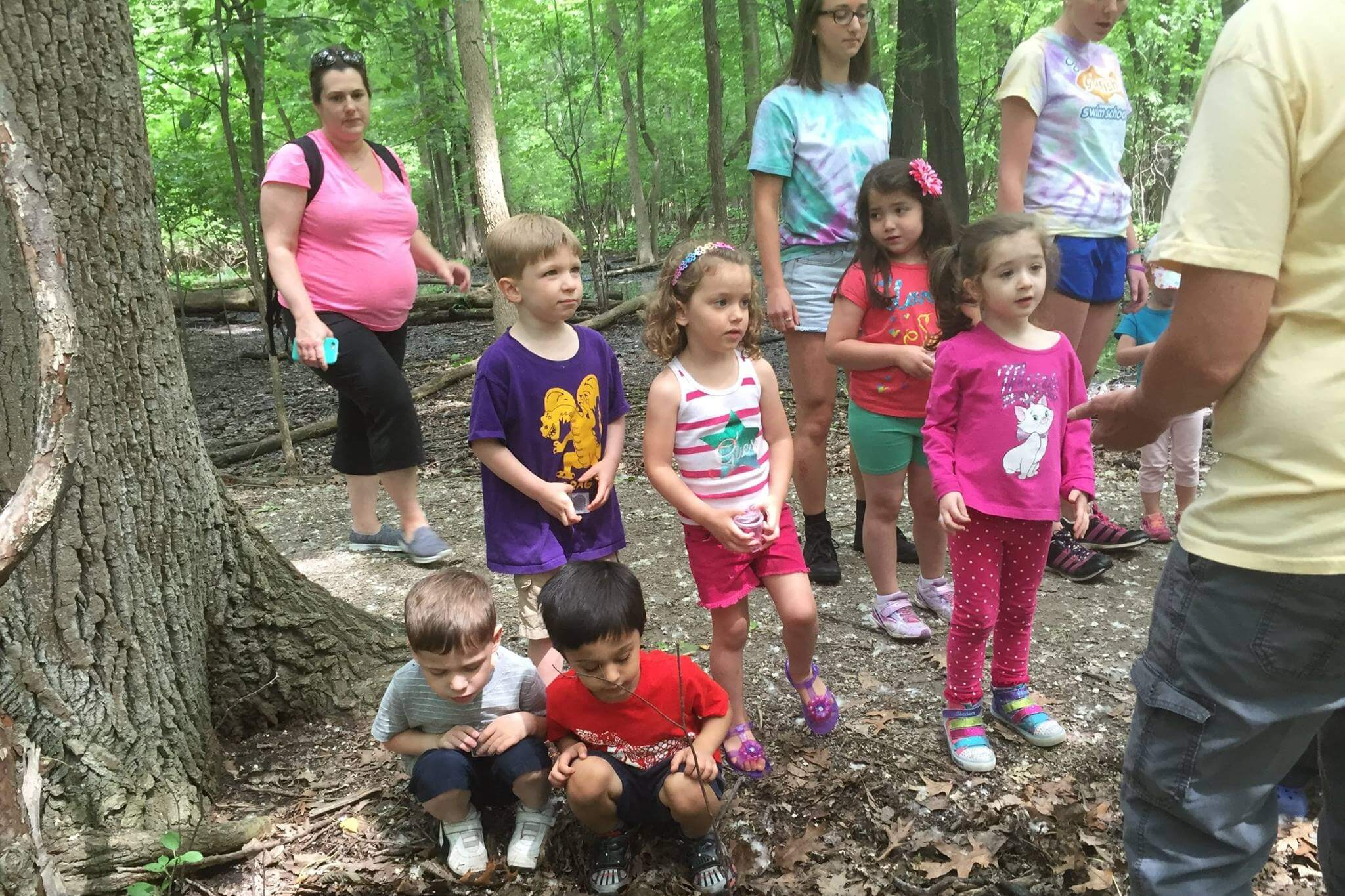 The Four Foot Camp – Ages 3-5