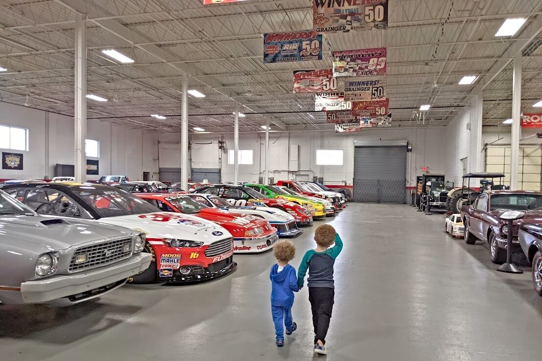 The Best Places To Take A Car Lover In Metro Detroit