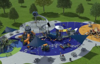 Lower Huron Metropark To Get NEW $1.3 Million Playground This Year