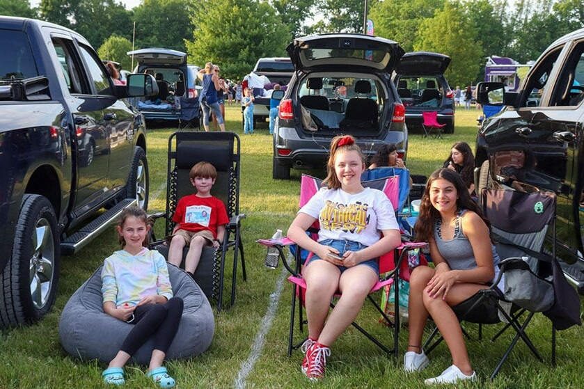 MAcomb County Drive-In Movies