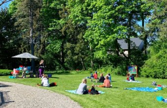 Outdoor Music, Yoga, Art & Story Sessions In Metro Detroit