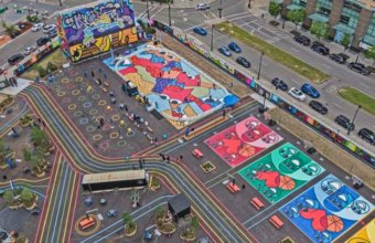 Monroe Street Midway Brings Family-Friendly Fun To Downtown Detroit This Summer