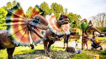 The Best Places To Take A Dinosaur Lover In Metro Detroit This Summer
