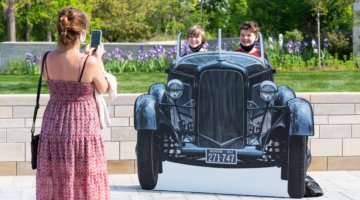 GIVEAWAY: Family Membership To The Ford House