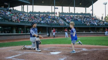GIVEAWAY: Family Game Day With United Shore Professional Baseball League