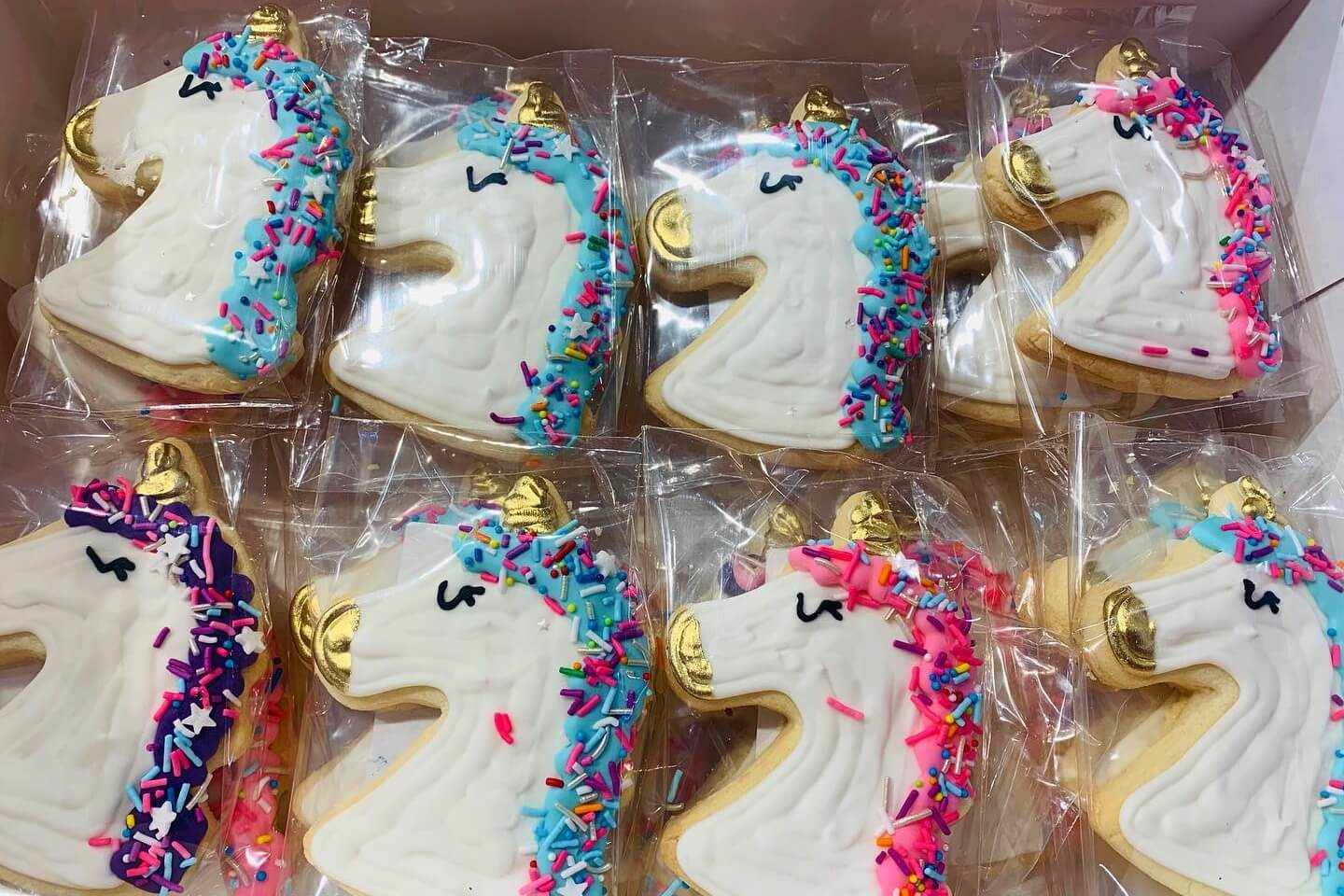 Magical Unicorn Cookie Decorating Class