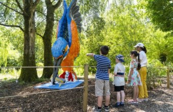 Visit Life Size Lego Animals (& Real Animals) At Grand Rapids Zoo