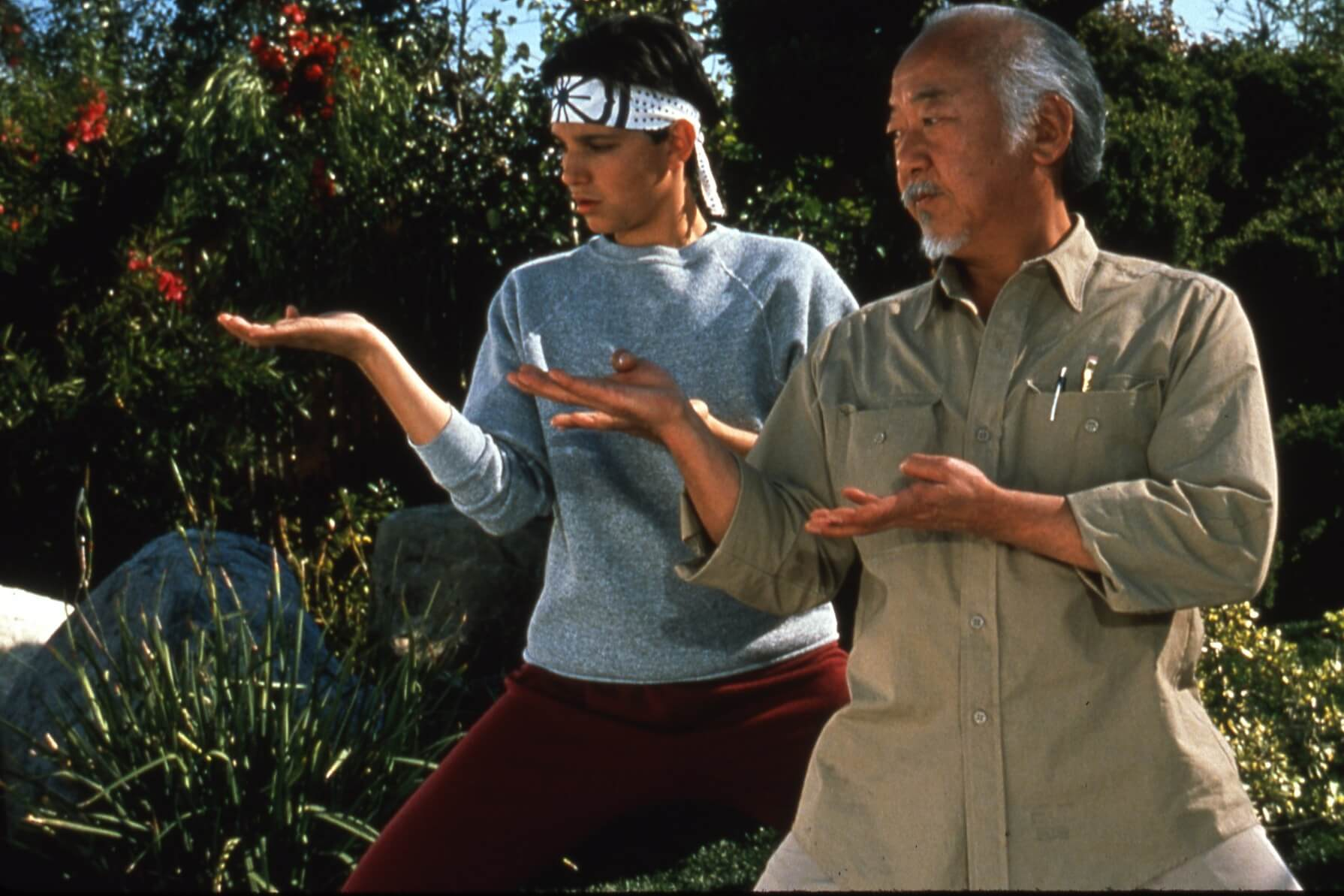 Movies In The Park Summer Series – The Karate Kid