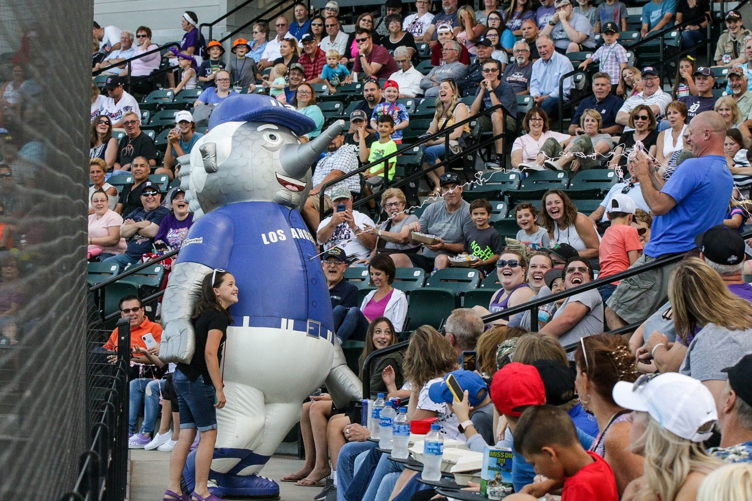 United Shore Baseball Game And THE WORLD-FAMOUS ZOOPERSTARS!