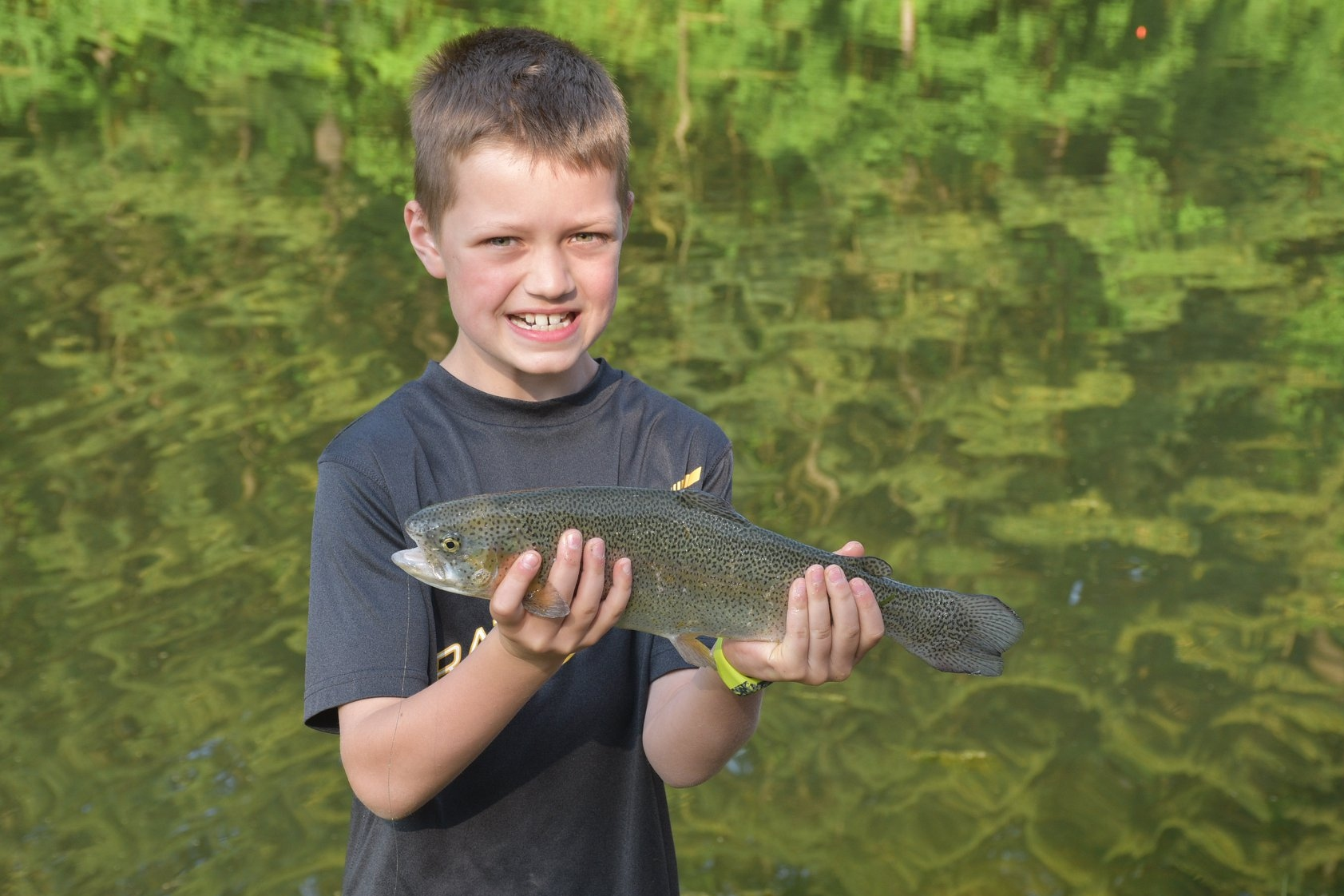 NATURE IN THE PARKS: FISHING 101