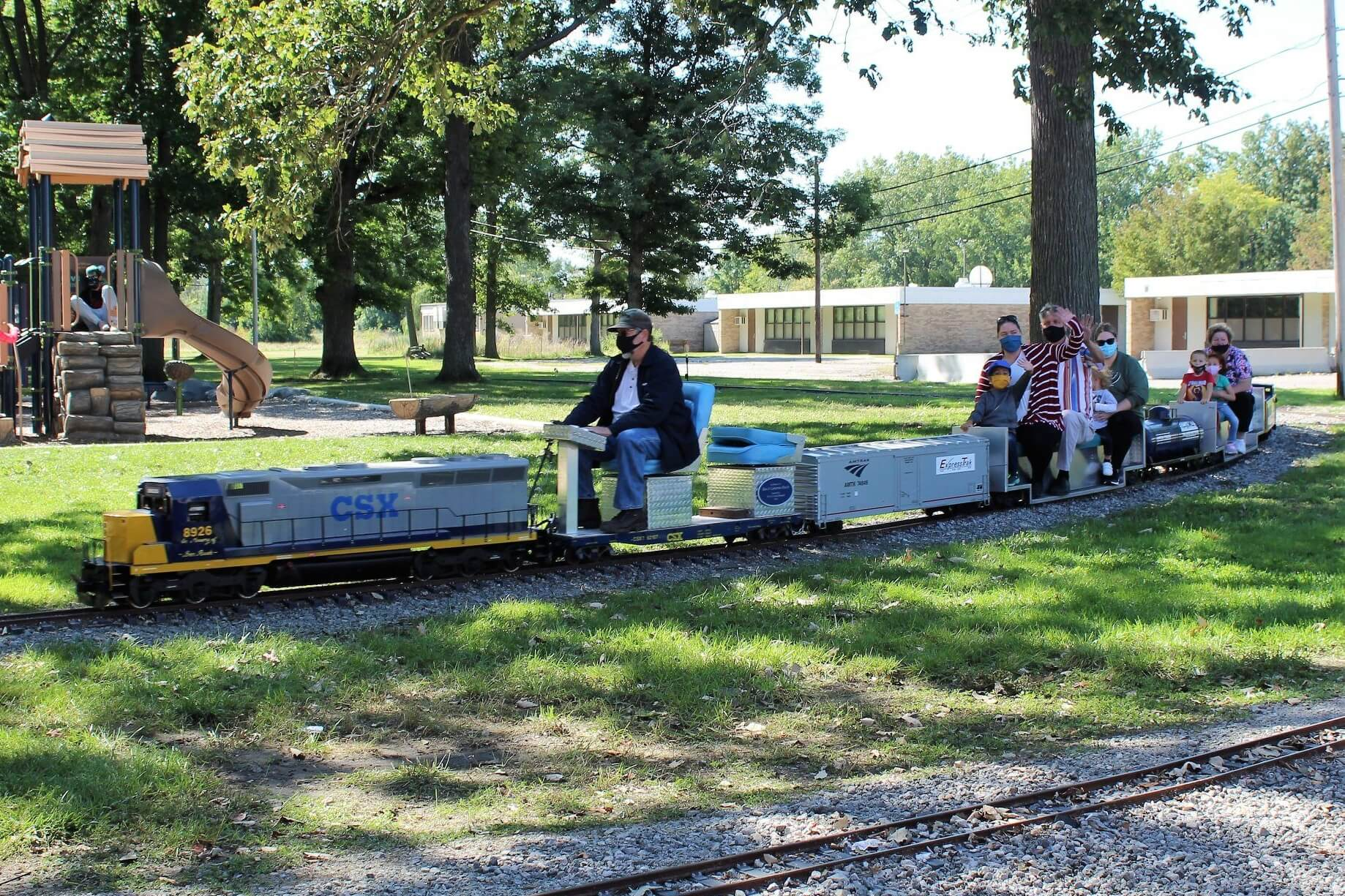 Great Lakes Live Steamers