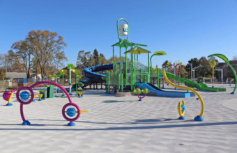 Coming Soon: NEW Playgrounds + Splash Pads In Metro Detroit
