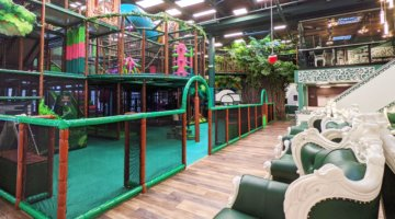 Giveaway: FREE Birthday Party At Kidcadia In Dearborn
