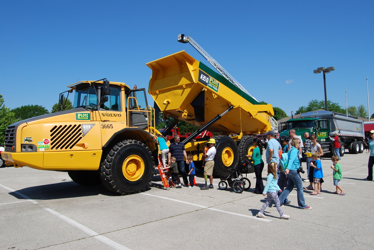 Guide To Touch-A-Truck & Car Show Events In Metro Detroit