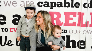 #MOMLIFE WITH LINDSAY OF THE BARRE CODE