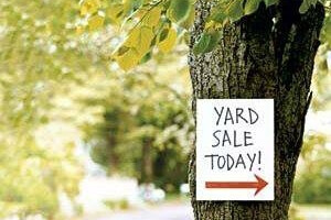Kid's Only Yard Sale