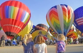 Head To Howell For Michigan Challenge Balloonfest