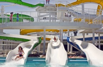 Check Out The New $1.9 Million Splash Pad At Red Oaks Waterpark This Summer