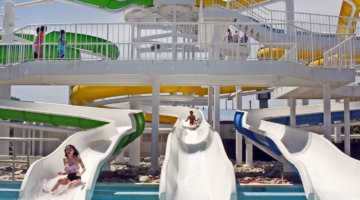 Red Oaks Waterpark Is NOW OPEN With A New Splash Pad
