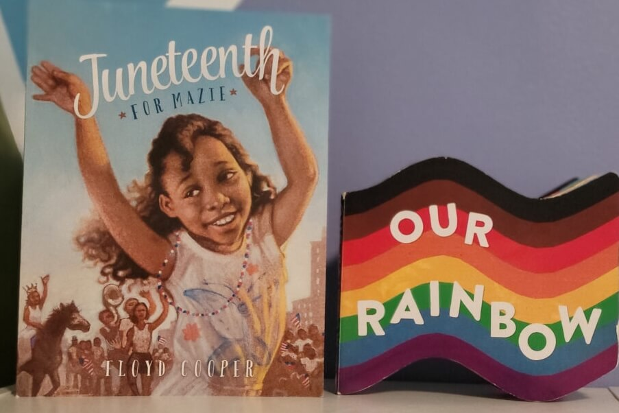 English-Arabic Storytime Online: Juneteenth For Mazie & Our Rainbow