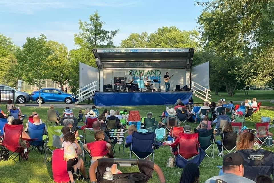 Concert In The Park