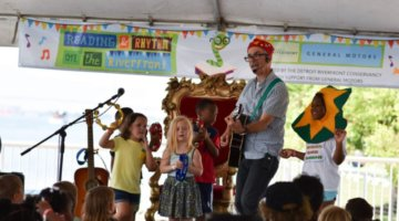 Reading & Rhythm On The Riverfront Returns For 2021