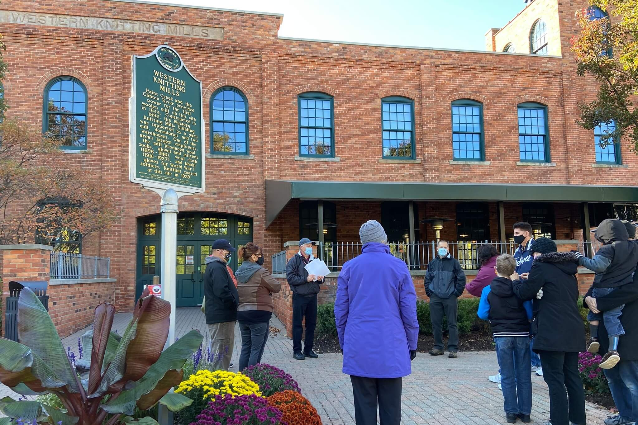 Downtown Rochester History Tour