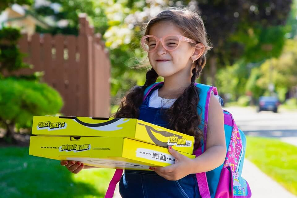 GIVEAWAY: FREE HUNGRY HOWIE'S PIZZA FOR EVERYONE