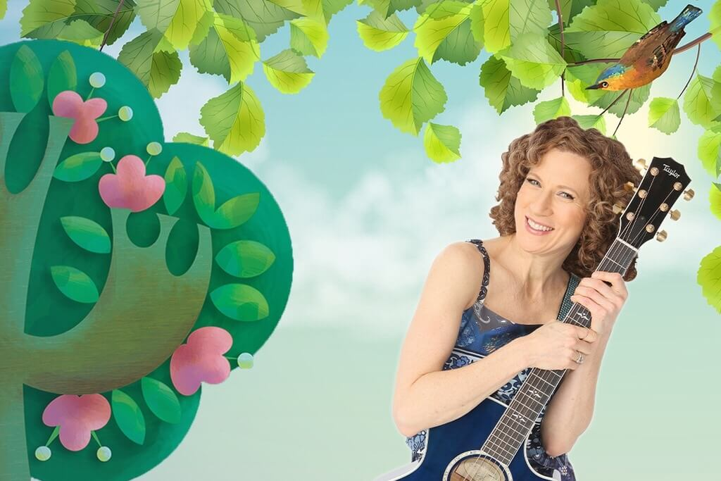 Laurie Berkner Virtual Family Concerts – On Father's Day!