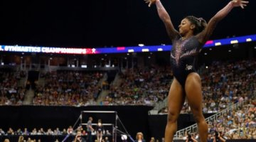 Gold Over America Tour Brings Biles, Hernandez And More To Detroit This Fall
