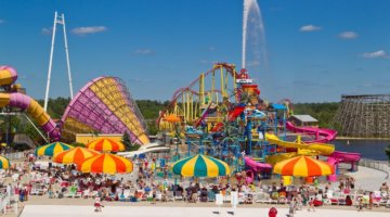 Plan A Trip To Michigan's Adventure And Check Out The NEW Camp Snoopy