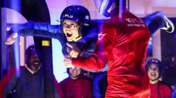 IFly Detroit Brings Indoor Skydiving (For All Ages) To Metro Detroit
