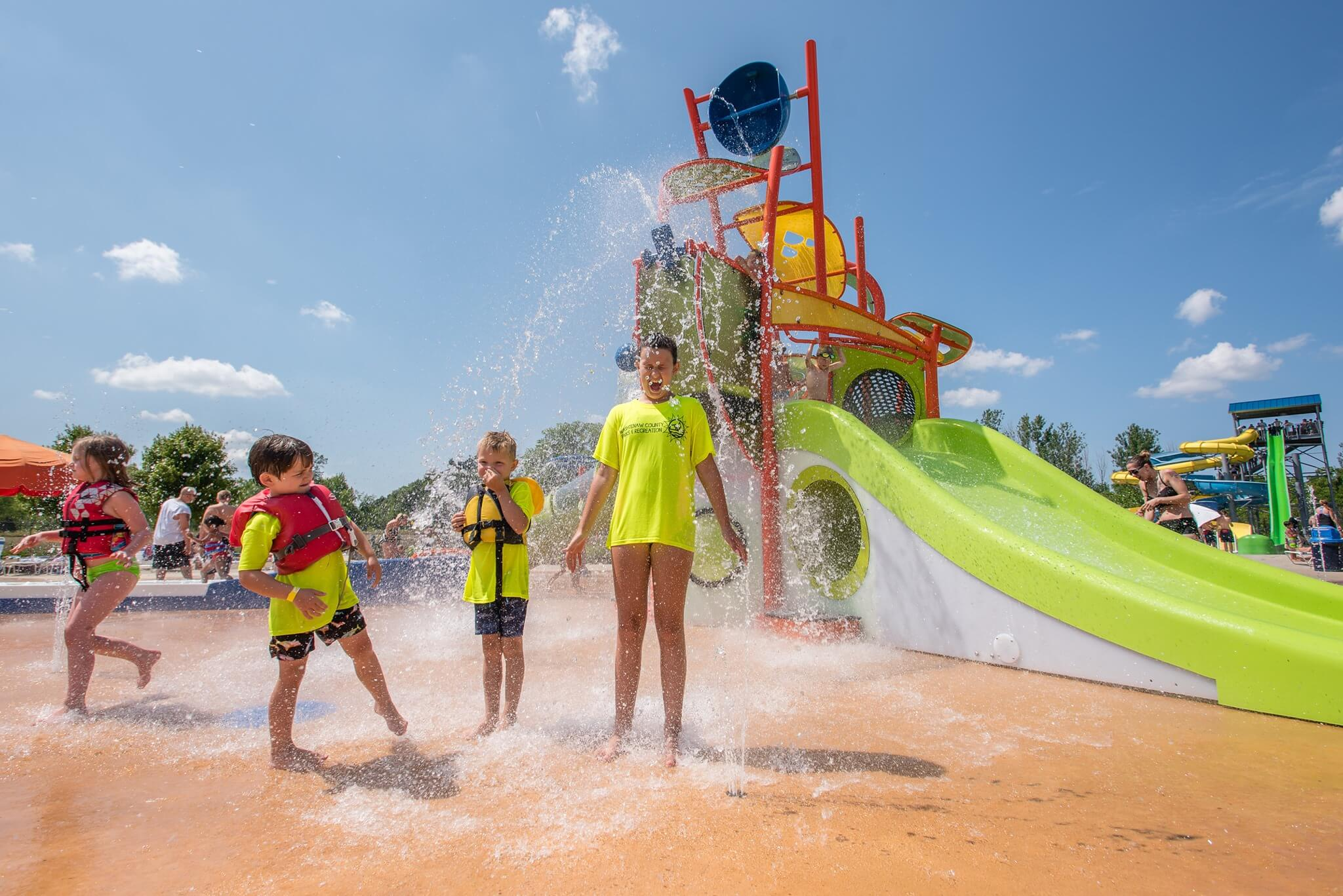 Plan Your Visit To Rolling Hills Water Park In Washtenaw County This Summer