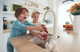 3 Tips For Keeping Drinking Water Safe For Kids At Home