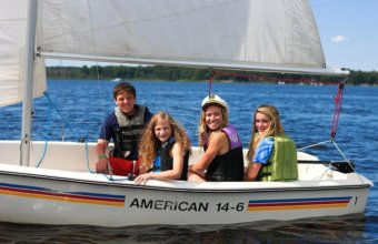 It's All About Family Fun At YMCA's Nissokone Family Camp