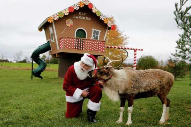 3 Places To Celebrate Christmas In July With Kids In Michigan