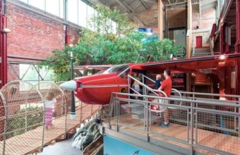 ANNOUNCED: Outdoor Adventure Center Re-Opens In Detroit