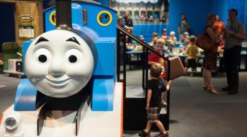 Find Thomas And Friends At Impressions 5 In Lansing
