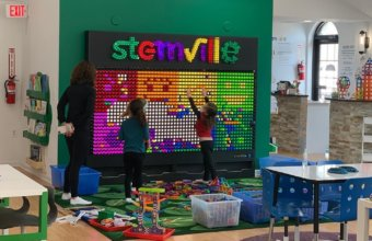 Find Indoor Educational Fun At Stemville In Downtown Northville