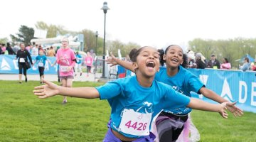 Get Ready, Get Registered For Girls On The Run At The YMCA This Fall
