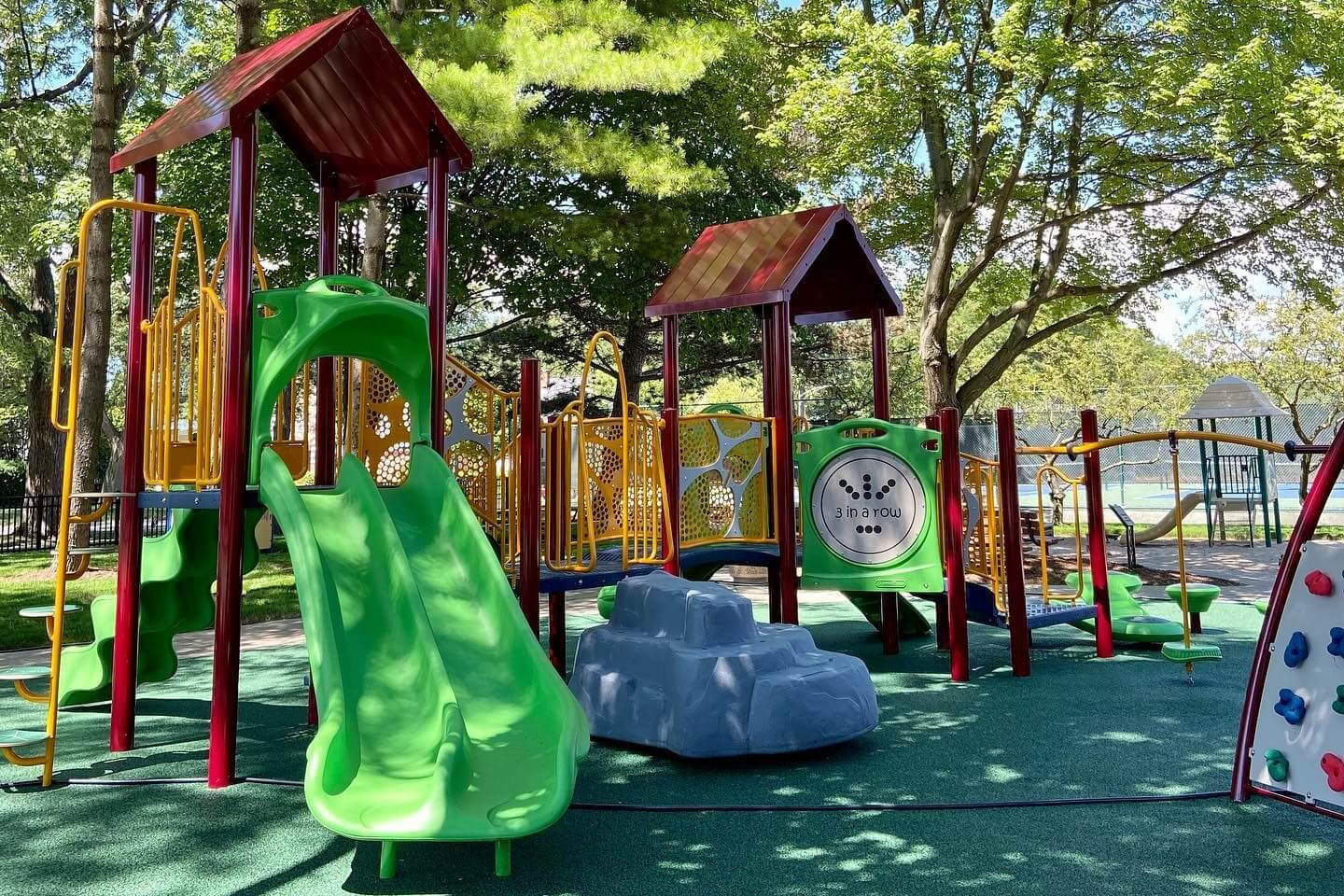 Best Playgrounds For Toddlers In Metro Detroit