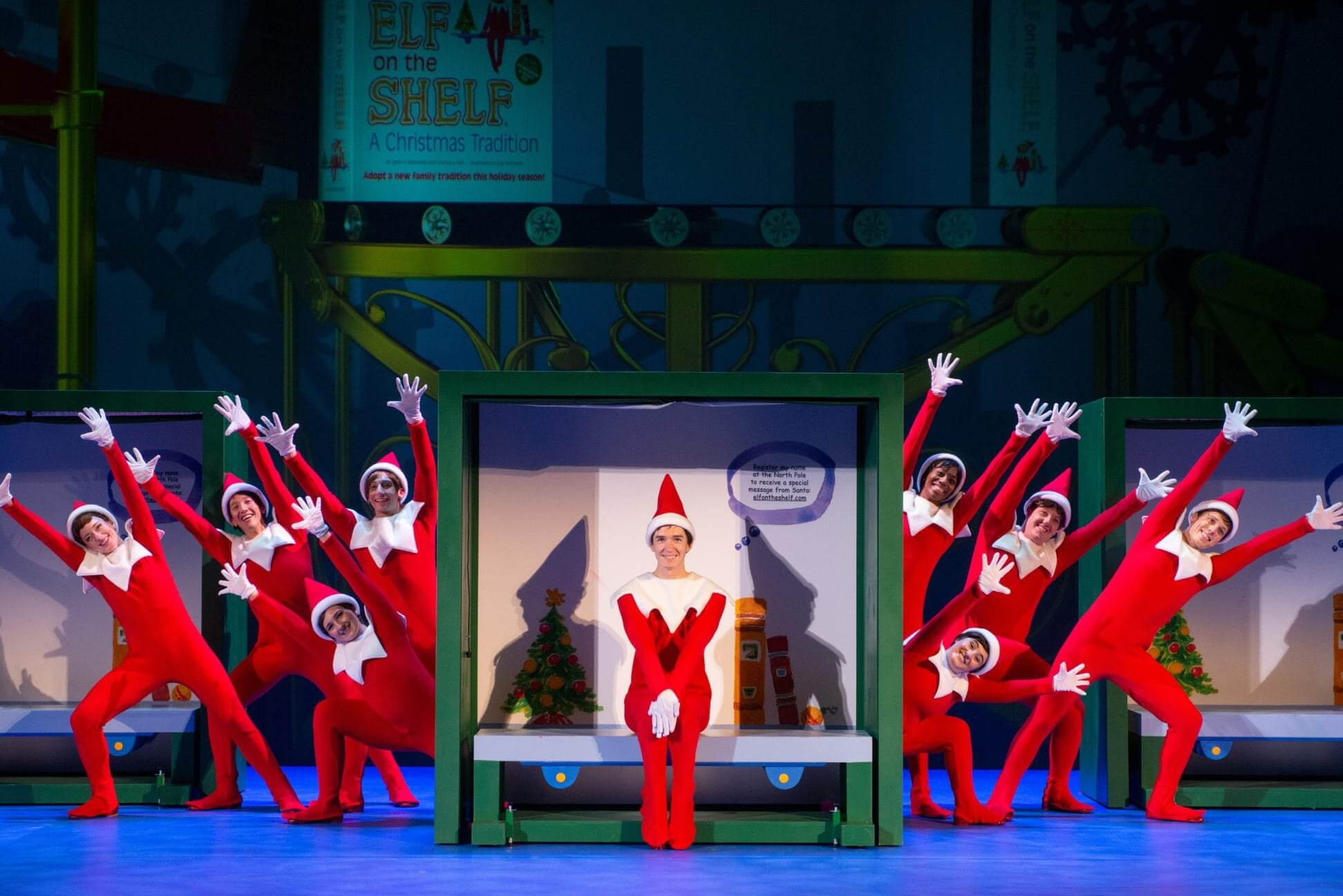Top Holiday Shows Coming To Detroit In 2021