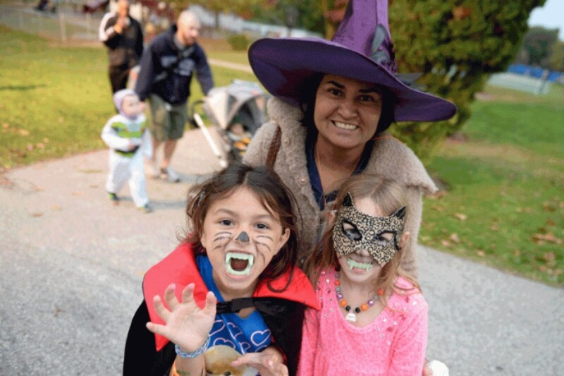 The YMCA Hosts FREE Halloween Events For Families In October