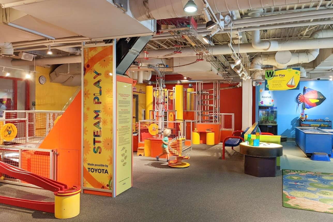 5 Best Hands-On Museums For Kids And Families In Metro Detroit