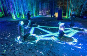 The Ford House Announced NEW Starry Lights Experience